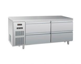 平台风冷冷藏柜(四抽屉)